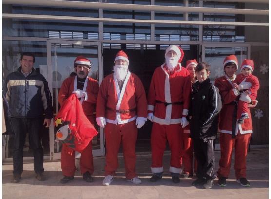Pai Natal chega a Ílhavo no sábado