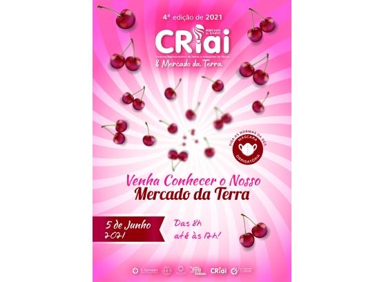 CRIAI + MERCADO DA TERRA 4ª EDIÇÃO DE 2021