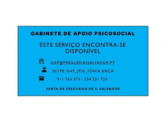 S. SALVADOR MANTÉM APOIO PSICOLÓGICO E SOCIAL À COMUNIDADE