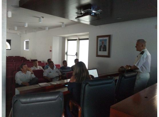 Workshop CAPITANIA ONLINE na Junta de Freguesia