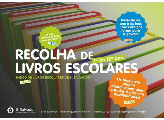 Banco de Livros Escolares continua a ser aposta da Junta de Freguesia