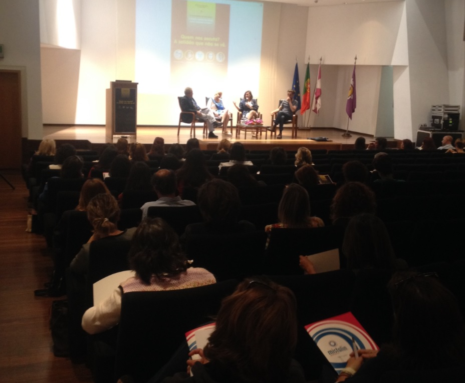 Junta de Freguesia de São Salvador realizou a 3ª Conferência de Psicologia