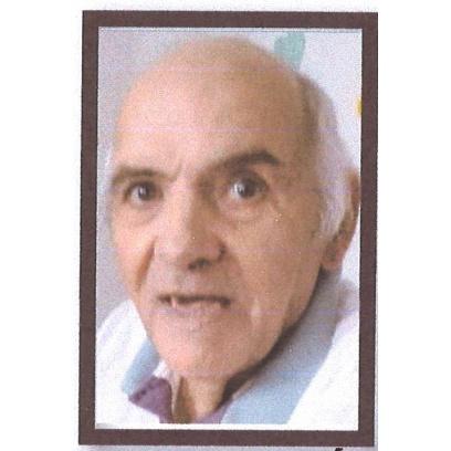 António José Marieiro Cecílio-funeral dia 19 de outubro de 2021